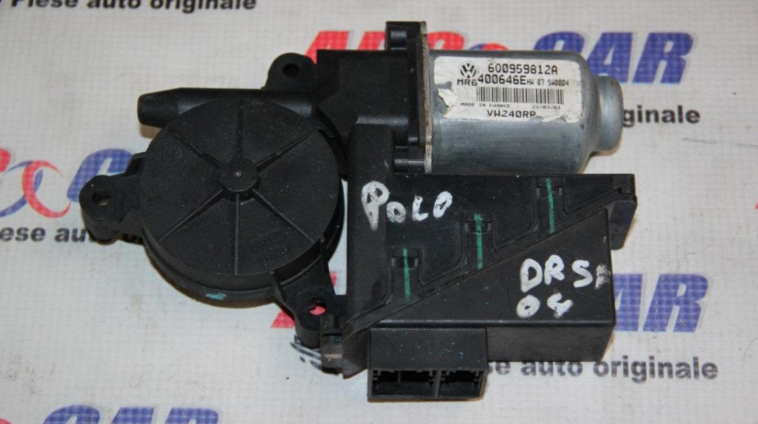 Motoras macara geam dreapta spate VW Polo 9N 2000-2007 cod: 6Q0959812A