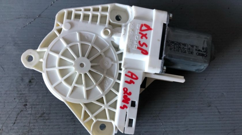 Motoras macara geam electric dreapta spate audi a4 b8 8k0959812a ⭐⭐⭐⭐⭐