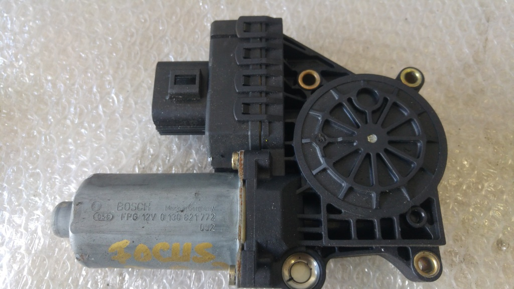 Motoras macara geam electric usa dreapt spate ford focus 2 0130821772