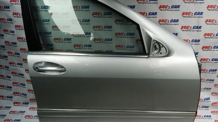 Motoras macara geam electric usa dreapta fata Mercedes S-Class W220
