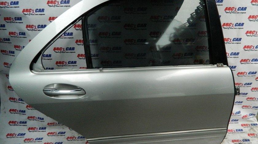 Motoras macara geam electric usa dreapta spate Mercedes S-Class W220 model 2002