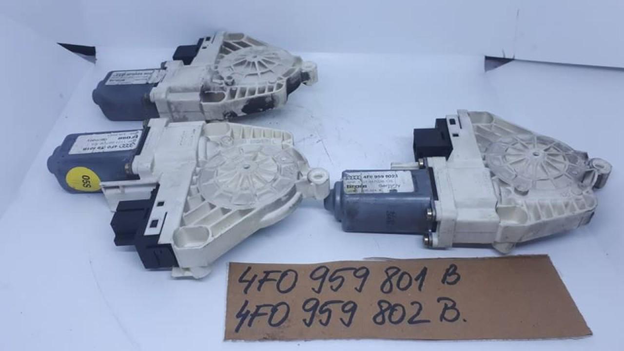 Motoras macara geam electric usa fata stanga / dreapta  Audi A6 4F C6, 4F0959801B / 4F0959802B