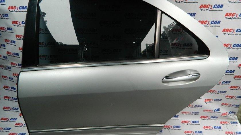 Motoras macara geam electric usa stanga spate Mercedes S-Class W220 model 2002