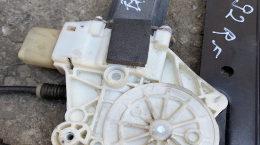 Motoras macara geam fata dreapta Ford Mondeo generatia 4 [2007 - 2010] Liftback 2.0 TDCi DPF AT (140 hp) MK4 (BA7)