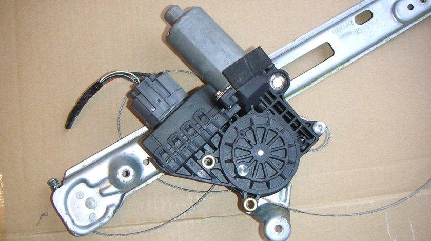 Motoras macara geam Ford Focus I stanga spate (2000-2009), Ford Fiesta (2001-2008) cod XS41A27001CK