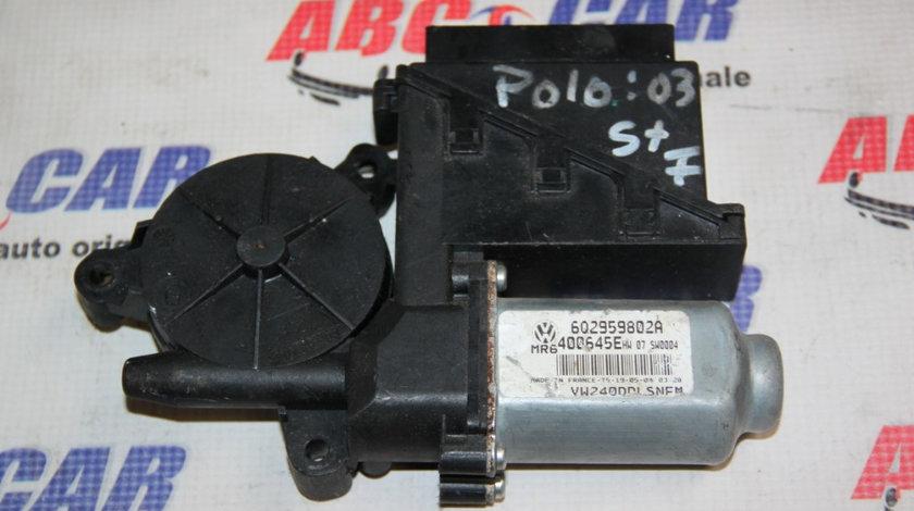 Motoras macara geam stanga fata Skoda Fabia 1 2000-2007 cod: 6Q2959802A