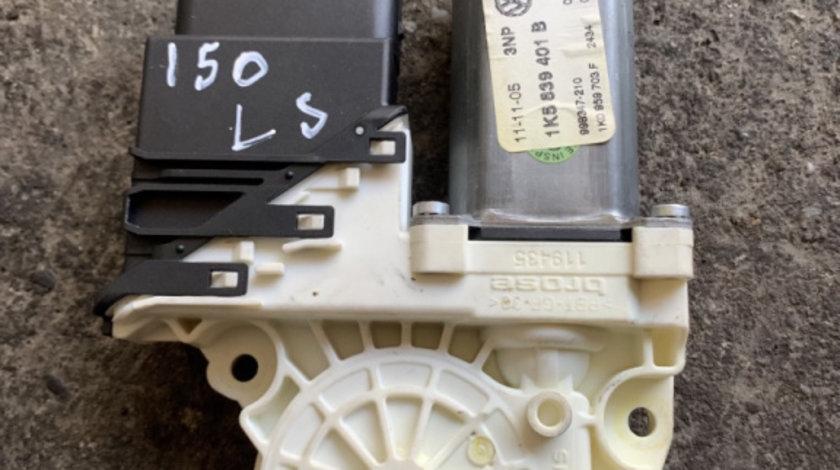 Motoras macara geam stanga spate Volkswagen Jetta generatia 5 [2005 - 2011] Sedan 4-usi 2.0 TDI MT (140 hp) (1K2)