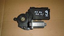 Motoras macara geam usa dreapta fata Audi A4 B7, 8...