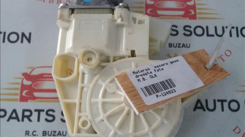 Motoras macara geam usa dreapta fata MERCEDES BENZ GLK (X204) 2010-2016