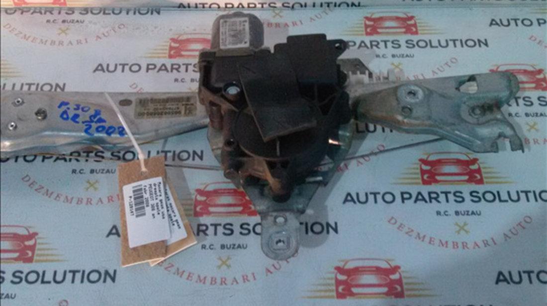 Motoras macara geam usa dreapta spate PEUGEOT 308 2008-2012