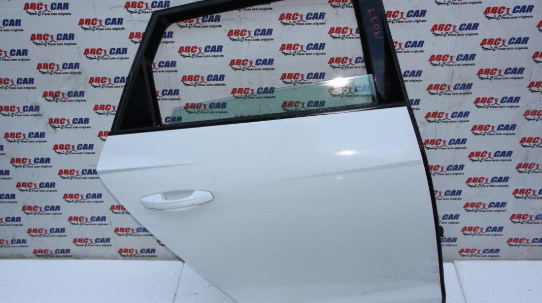 Motoras macara geam usa dreapta spate Seat Leon 5F1 ST 2012-2017