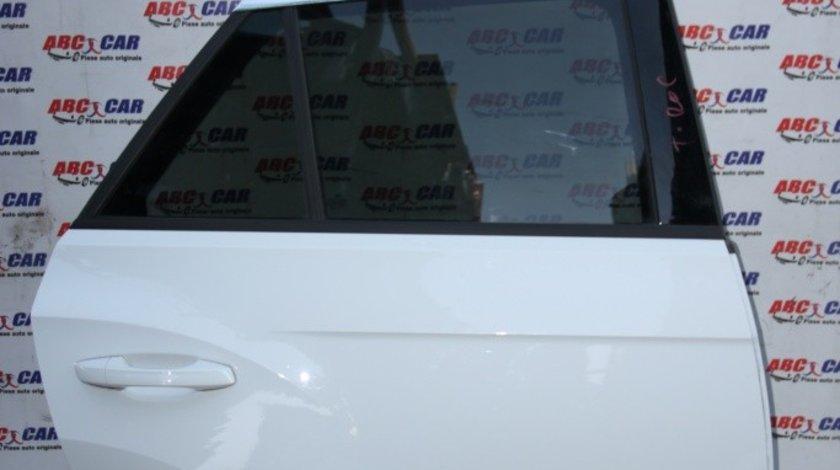 Motoras macara geam usa dreapta spate VW T-Roc A11 model 2018