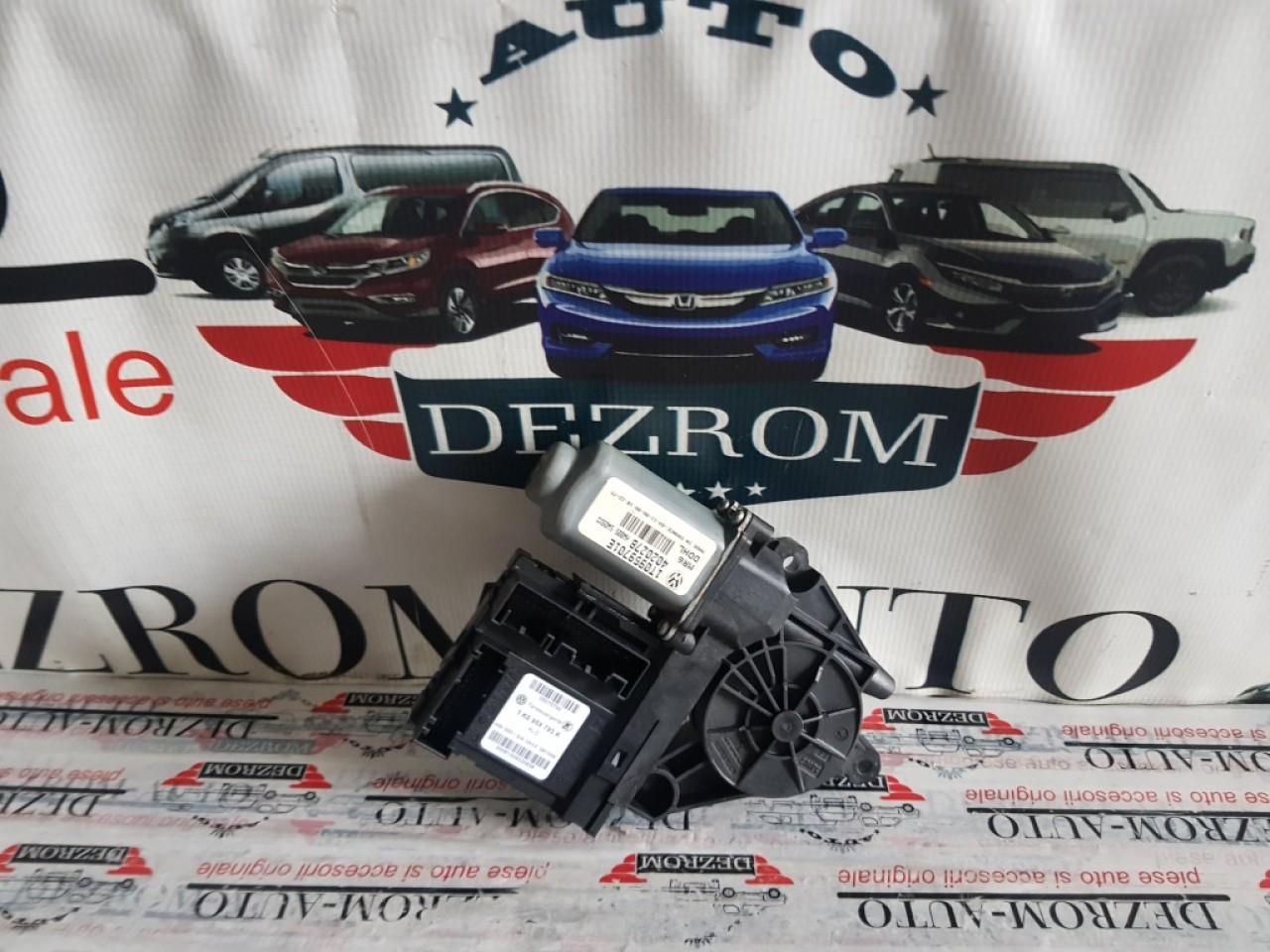 Motoras macara geam usa stanga fata VW Caddy 1t0959701e 1K0959793K