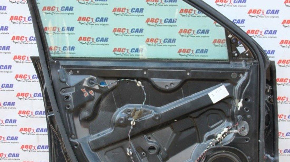 Motoras macara geam usa stanga fata VW Touareg 7L model 2007