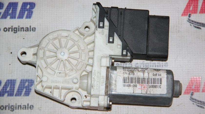 Motoras macara geam usa stanga spate VW Golf 4 cod: 1J4959811C
