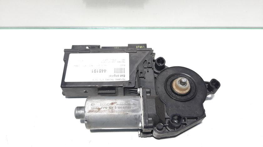 Motoras macara stanga fata, Audi A4 (8EC, B7) [Fabr 2004-2008]