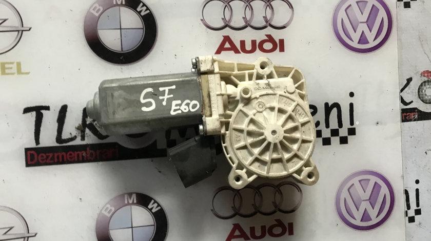 Motoras macara stanga fata bmw e60 seria 5