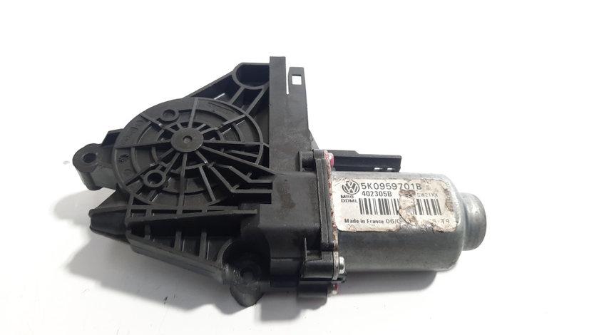 Motoras macara stanga fata, cod 5K0959701B, VW Golf 6 (5K1) (id:482493)