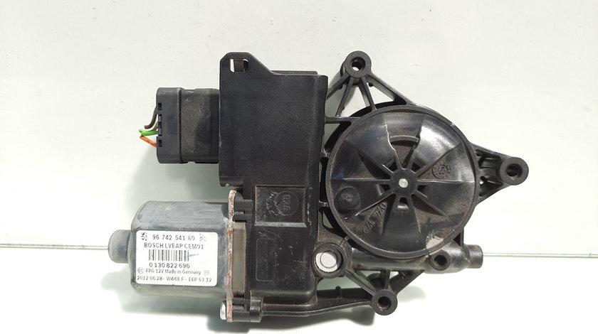 Motoras macara stanga fata, Peugeot 208 [Fabr 2012-prezent] 9674254180 (id:425771)