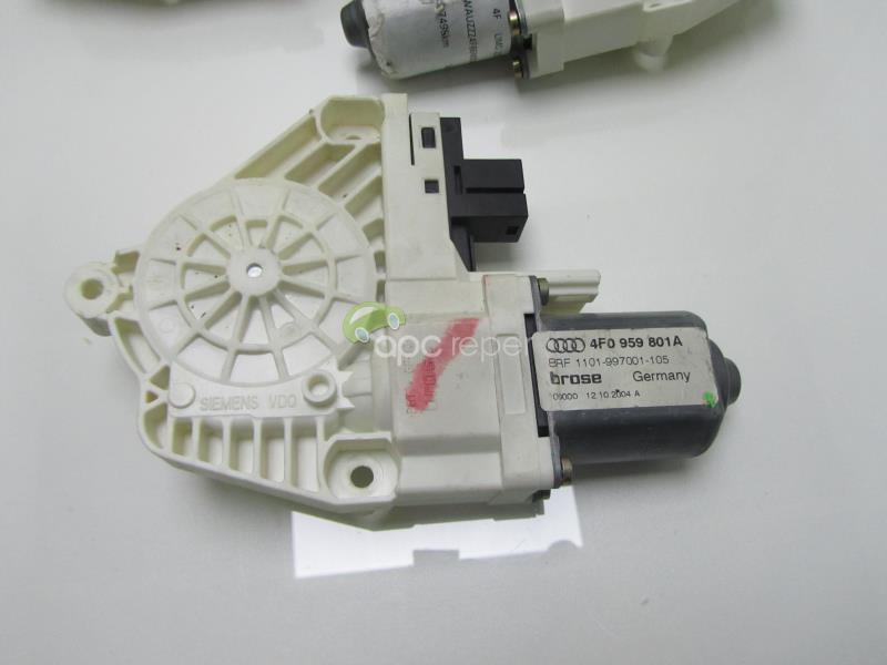 Motoras macara stanga fata - spate Audi A6 4F / Q7 4L 4F0959801A
