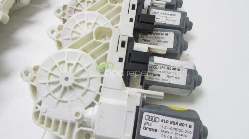 Motoras macara stanga fata - spate Audi A6 4F / Q7 4L 4L0959801B