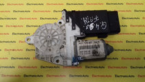 Motoras Macara Stanga Fata Vw Golf 4, 1J4837729E