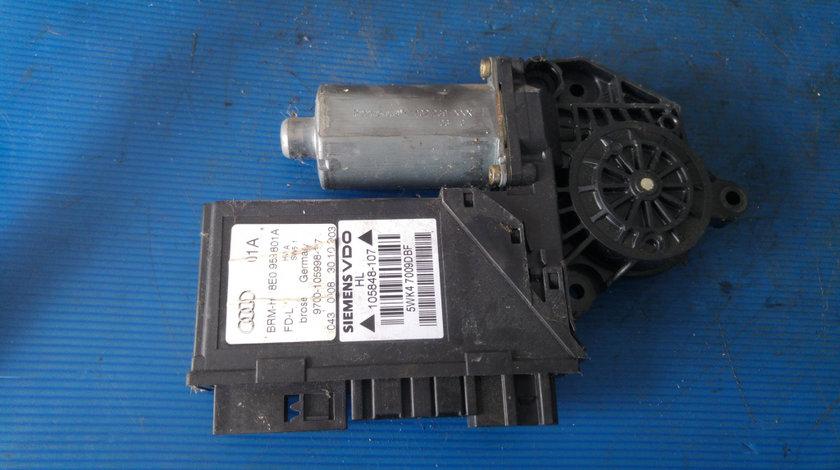 Motoras macara stanga spate audi a4 b6 8e0959801a 0130821767