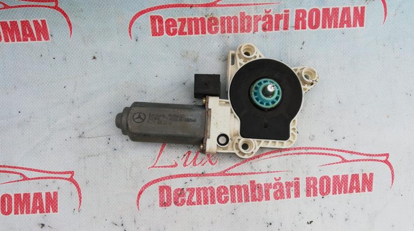 Motoras macara stanga spate e class motor 3.0cdi v6 om642 e320 cls320 w211 w219