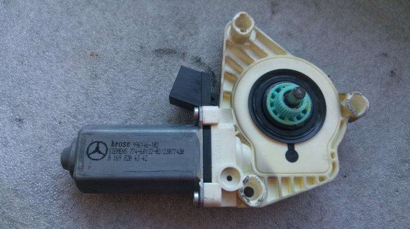 Motoras macara stanga spate mercedes a-class w169 a1698204342