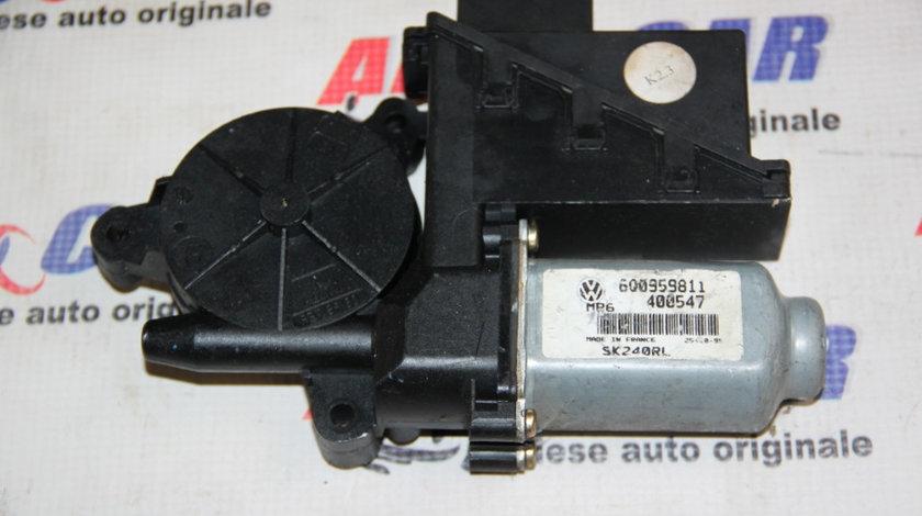Motoras macara stanga spate, Skoda Fabia 1999-2008 ,Cod: 6Q0959811C