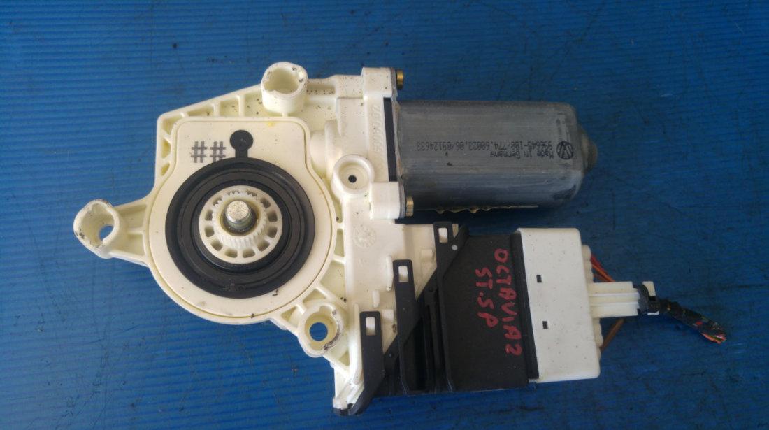 Motoras macara stanga spate skoda octavia 2 1k0959703b
