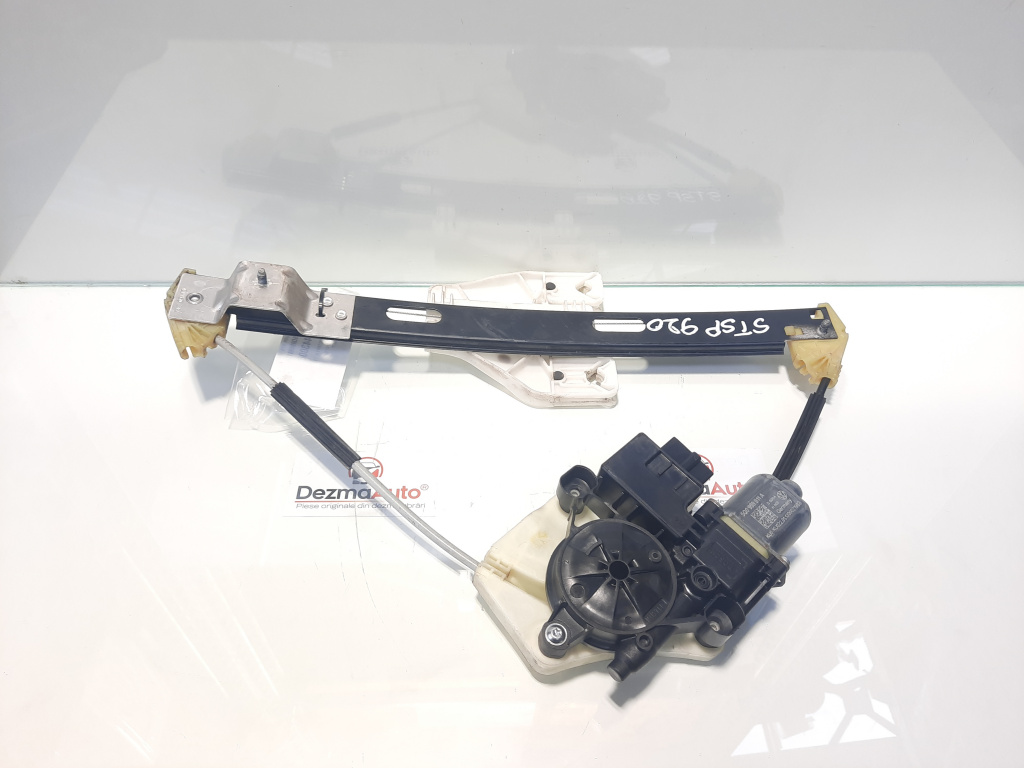 Motoras macara stanga spate, Skoda Octavia 3 Combi (5E5) [Fabr 2012-prezent] 5Q0959811A (id:443006)