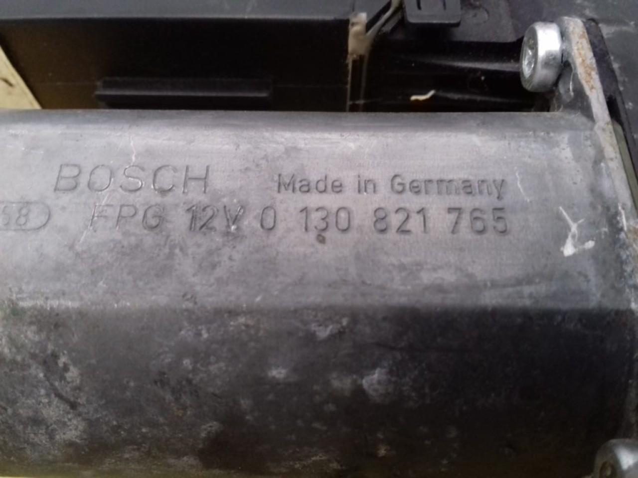 Motoras Macara Stanga Spate Vw Touareg, 3D0959795F, 0130821765