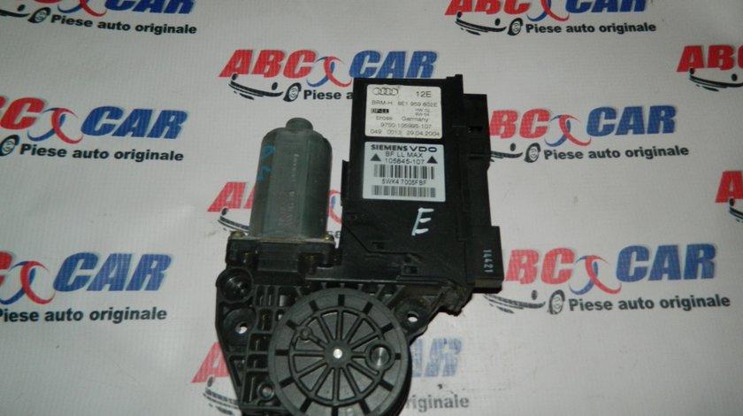 Motoras macara usa dreapta fata Audi A4 B7 cod: 8E1959802E