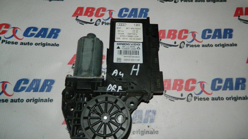 Motoras macara usa dreapta fata Audi A4 B7 cod: 8E1959802H