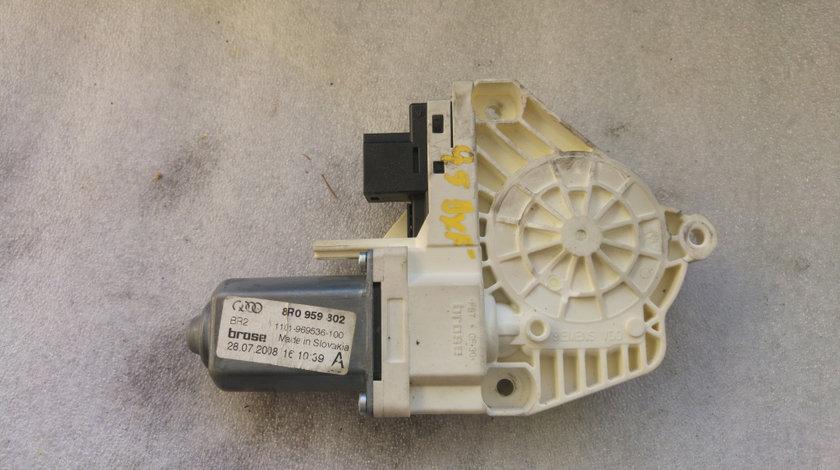 Motoras macara usa dreapta fata audi q5 8r 8r0959802
