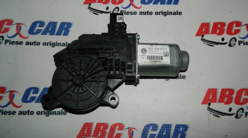 Motoras macara usa dreapta fata Skoda Fabia 2 cod: 6Q2959801F