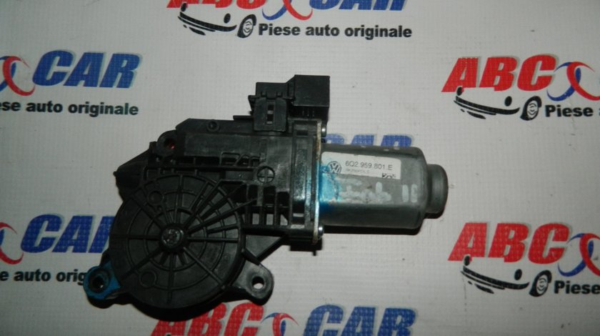 Motoras macara usa dreapta fata Skoda Fabia 2 cod: 6Q2959801E