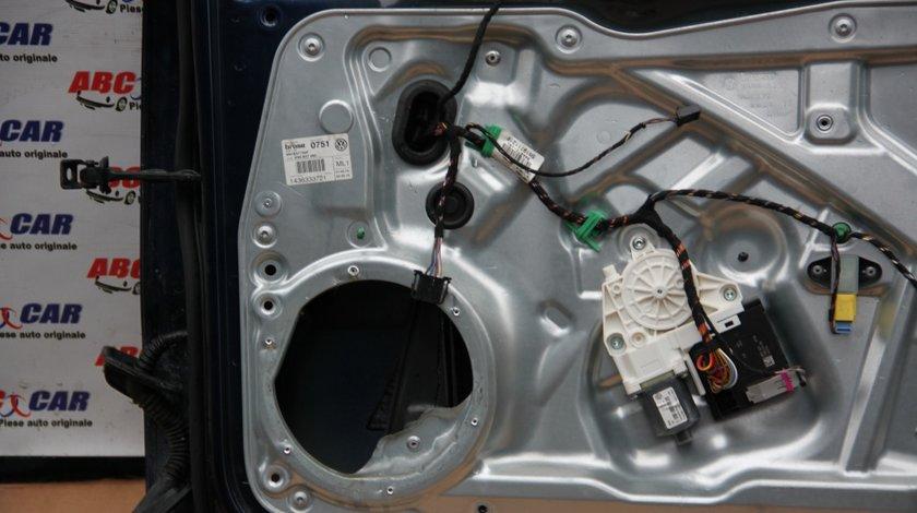 Motoras macara usa dreapta fata VW Tiguan 5N cod: 5N0959702F model 2014