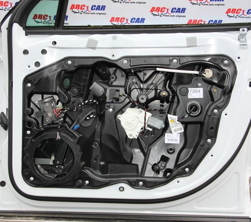 Motoras macara usa dreapta fata VW Touareg 7P cod: 8K0959802B model 2014