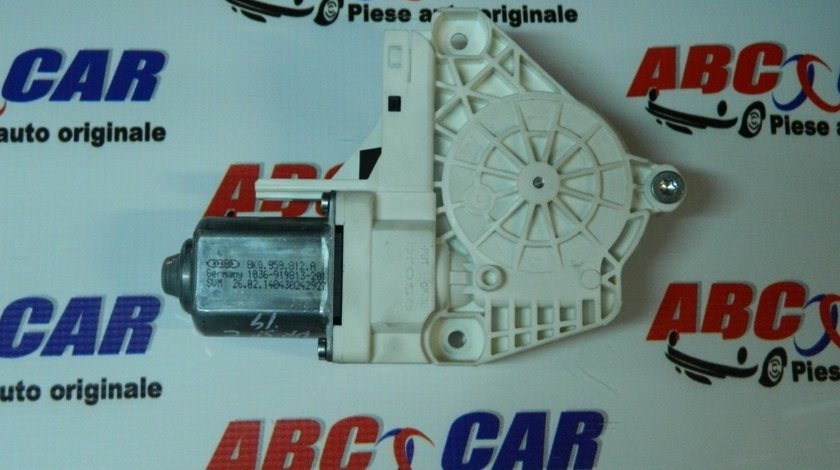 Motoras macara usa dreapta spate Audi A4 B8 8K cod: 8K0959812A model 2012