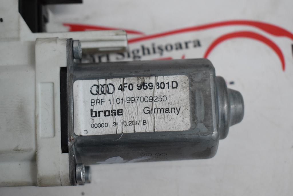 Motoras macara usa fata stanga Audi A6 4F 4F0959801D 458