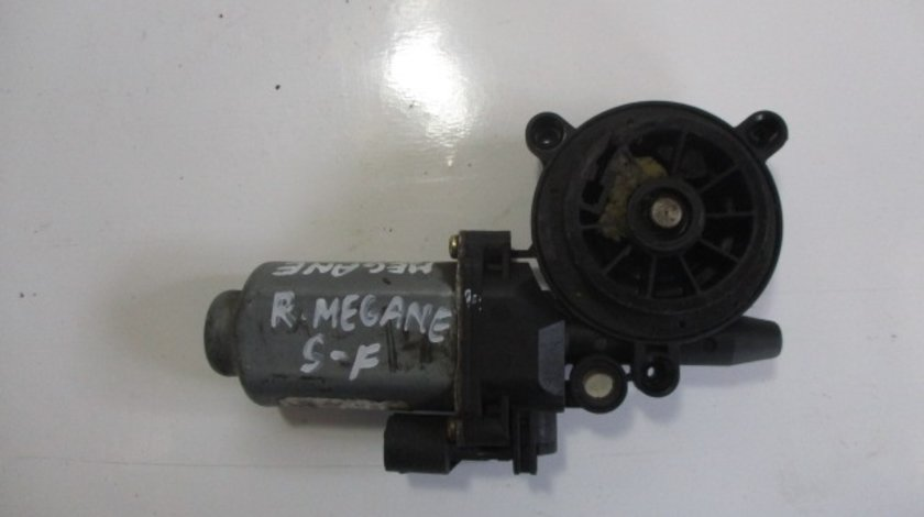 MOTORAS MACARA USA / GEAM STANGA FATA RENAULT MEGANE 1 FAB. 1996 - 2003
