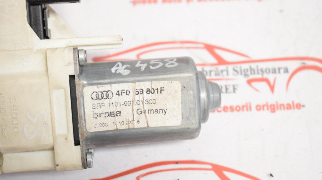 Motoras macara usa spate stanga Audi A6 4F 4F0959801F
