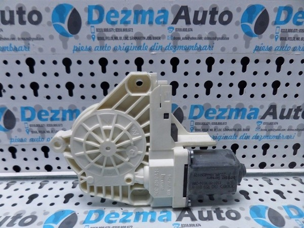 Motoras macara usa stanga, 8K0959811A, Audi A4 Avant 2008-In prezent (id.158000)