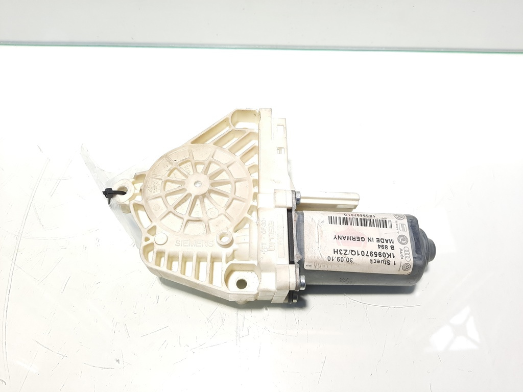 Motoras macara usa stanga fata, cod 1K0959701Q, Vw Jetta 3 (1K2)