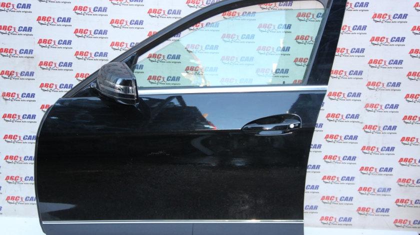 Motoras macara usa stanga fata Mercedes E-Class W212 2010-2015
