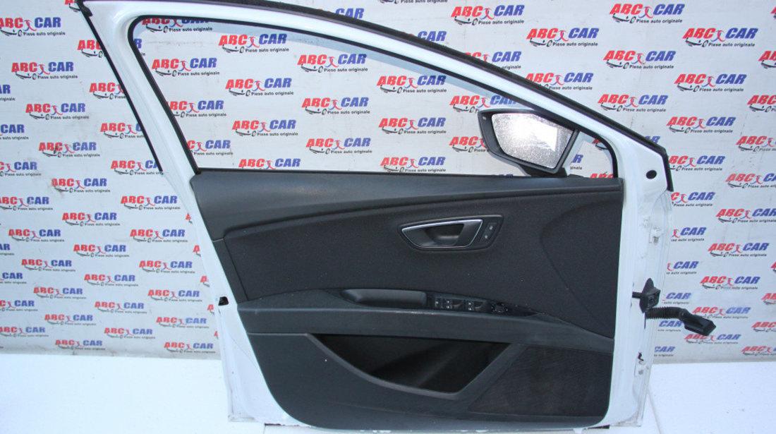 Motoras macara usa stanga fata Seat Leon 5F1 ST 2012-2017