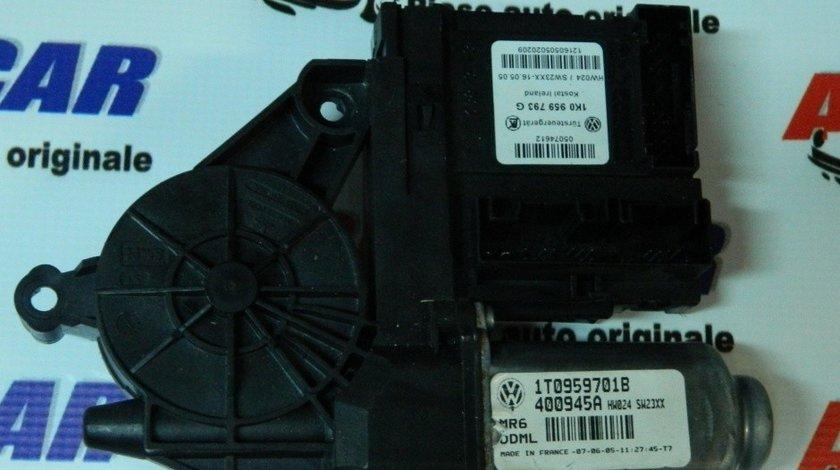 Motoras macara usa stanga fata Skoda Octavia 2 (1Z3) 2004-2013 Cod: 1K0959793G