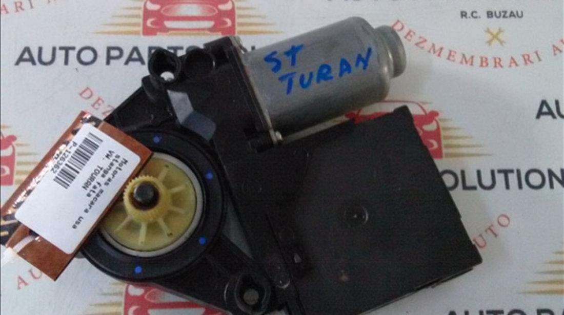 Motoras macara usa stanga fata VOLKSWAGEN TOURAN 2003-2010